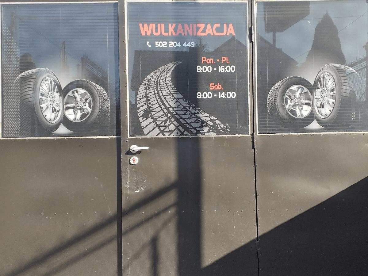 Jacek Krzemkowski wymiana opon